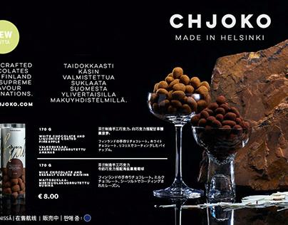 Chjoko / Finnair