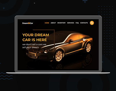 Car Web Template