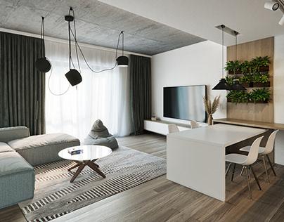 SOKOLKA - Interiér 2i. bytu