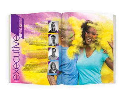 Events Collateral: United 2015