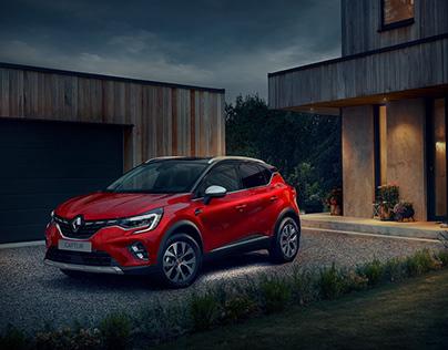 Renault Captur Accessoires