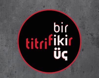 Titrifikir 3.Yıl Posterleri ve Logo Tasarımı