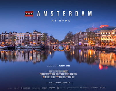 Amsterdam - My Home   Timelapse Film