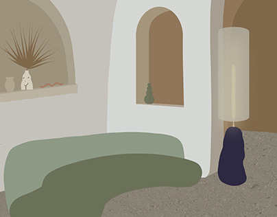 Vector Drawings, Residential Project