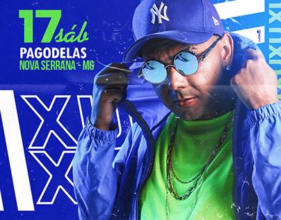 Agendas DJ XUXU