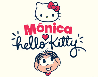Mônica ♥ Hello Kitty
