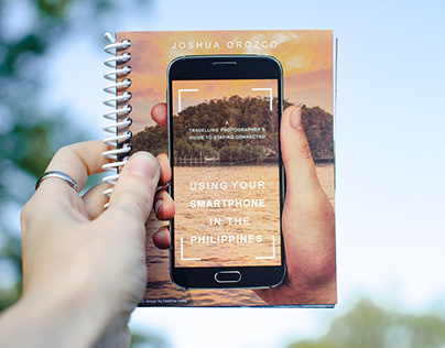 """Book Layout: """"Using Your Smartphone in the Philippines"""