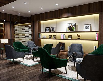 Confidential Brand Boutique at Dubai