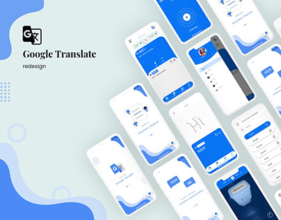 Google Translate Redesign