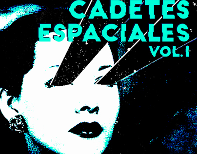 Flyer Cadetes Espaciales VOL. 1