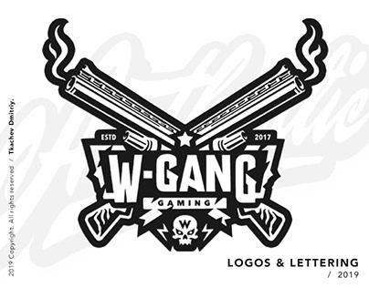 Logos & Lettering 2019