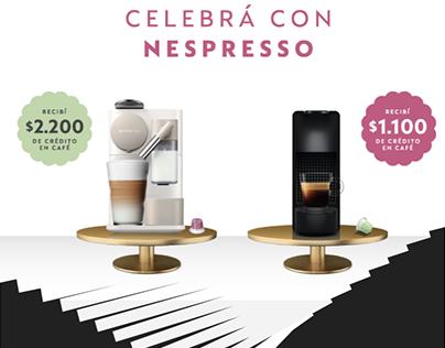 Mailing Nespresso