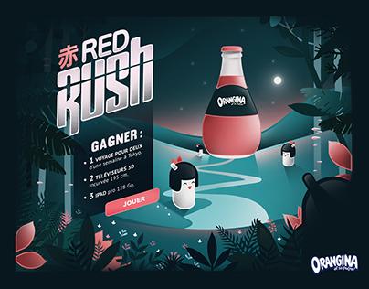 Orangina - Red Rush - Contest