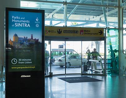 Lisbon Airport campaign