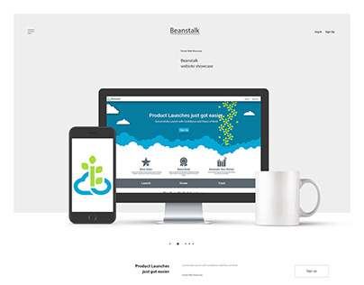 Affiliate web page design