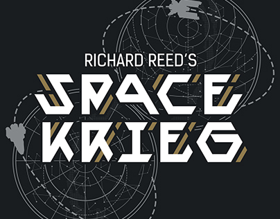 Richard Reed's Space Krieg