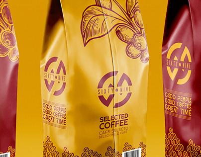 Sixty-Nine 69 Coffee - Shop