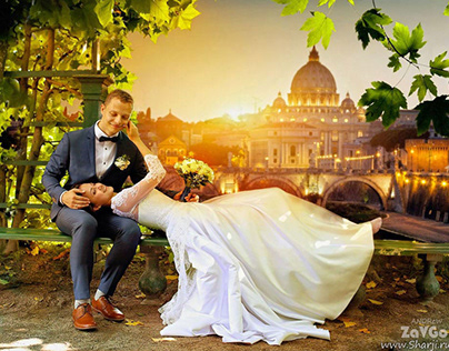 WEDDING PHOTOSHOP