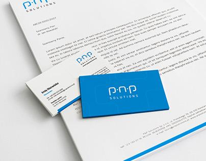 PNP Solutions - branding & website design