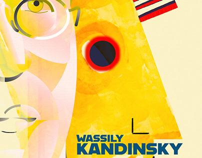 Wassily Kandinsky's 154th Birthday