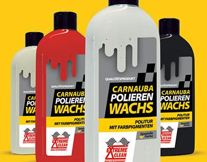 EXTREME CLEAN carnauba wachs