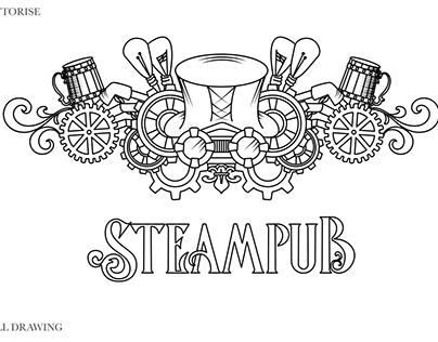 SteamPub Design