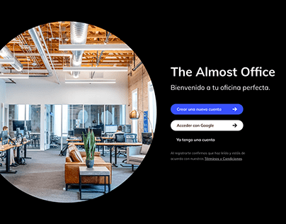 The Almost Office (Software + Branding)