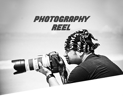 photography demo reel monatage