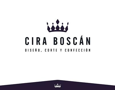 Propuesta de marca - Cira Boscán
