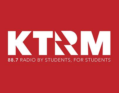 KTRM 88.7 Rebranding