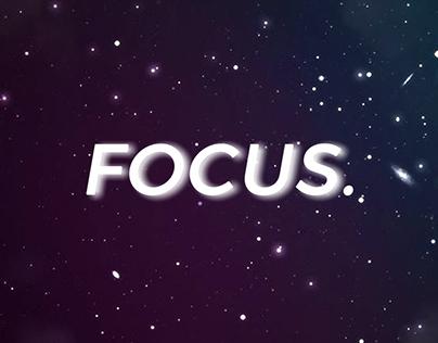 FOCUS ! typography