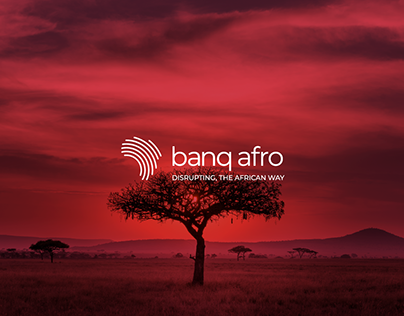 banq afro corporate identity