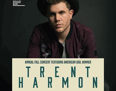 Trent Harmon Concert