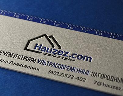 Cards for Hauzez.com