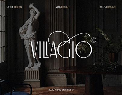 Villagio Website Design