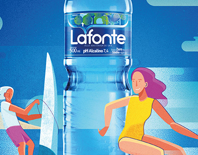 Lafonte - Branding