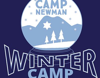 URJ Camp Newman Winter Camp T-Shirt
