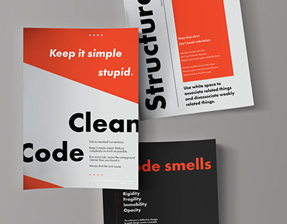 Clean Code Poster - free download