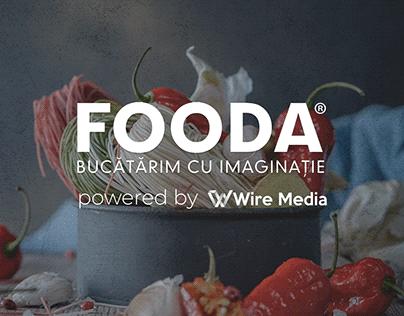 FOODA Restaurant Banners