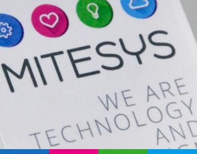 Mitesys Restyling Brand Identity / 2013