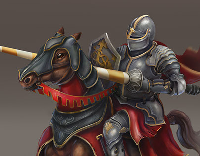 Medieval Knights Concepts