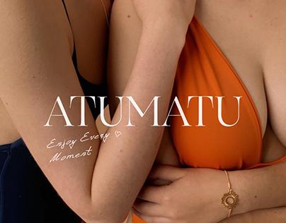 Atumatu E-commerce redesign