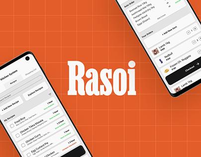 Rasoi   Kitchen Automation System