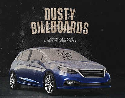 DUSTY BILLBOARDS