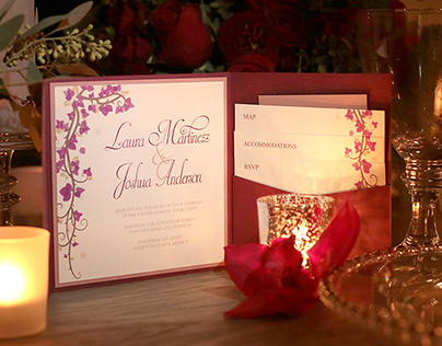Wedding Stationery | Puerto Vallarta