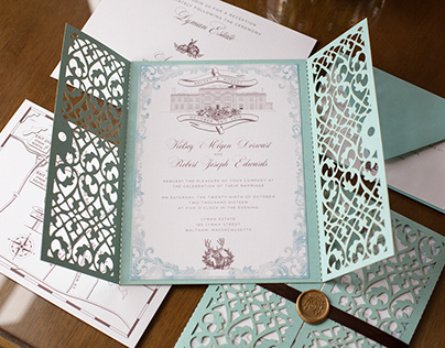 Our wedding stationary