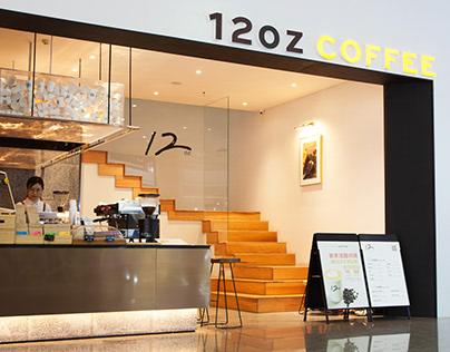 12oz Coffee - Branding Project