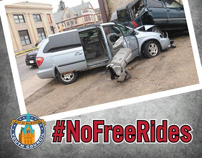 #NoFreeRides