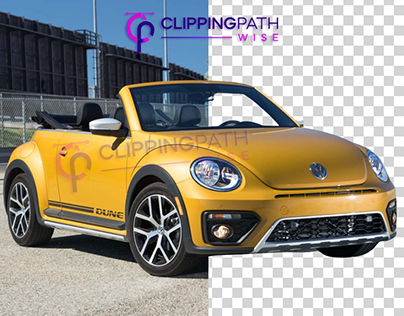 Photoshop Car clipping path service