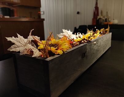 Content Writing: Build a Fall Decor Planter Box